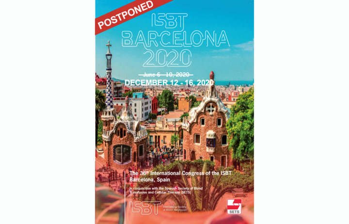 Postponed - The 36th International Congress of the ISBT