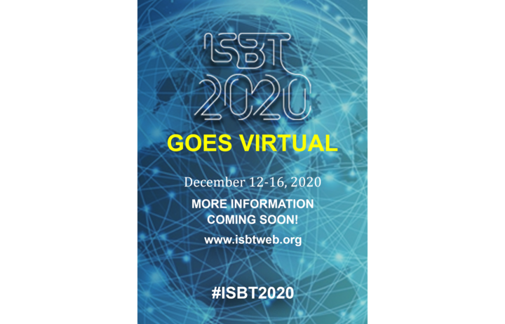 The 36th International Congress of the ISBT, Barcelona goes virtual