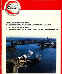 1986 - Congress - 19th International, Sydney, Australia